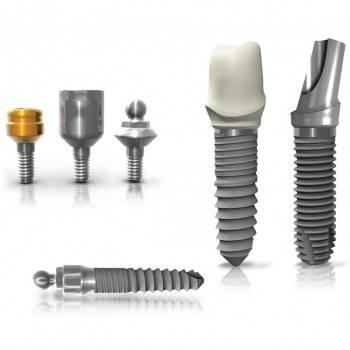 Precio para implantes dentales en Valencia
