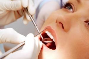 Tratamientos dentales - Imagen de un tratamiento dental
