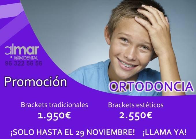 promo ortodoncia Noviembre