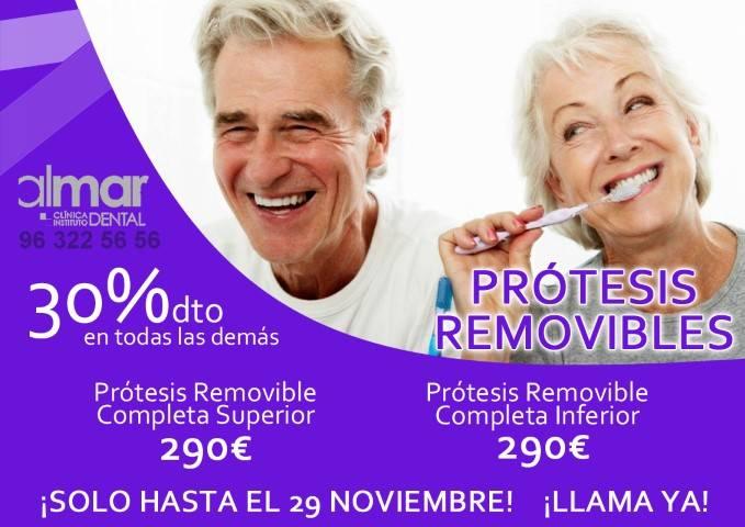 promocion protesis noviembre